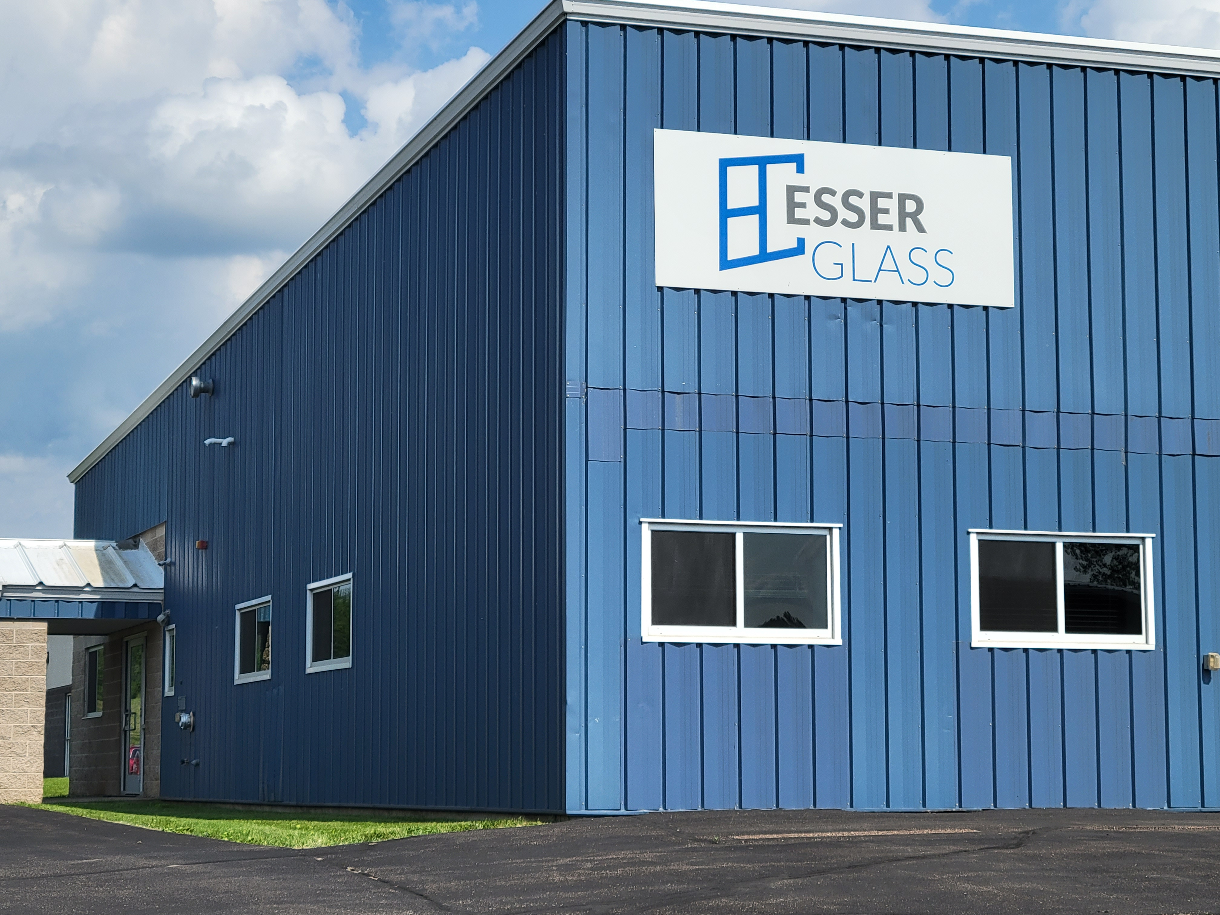 Esser Glass Building